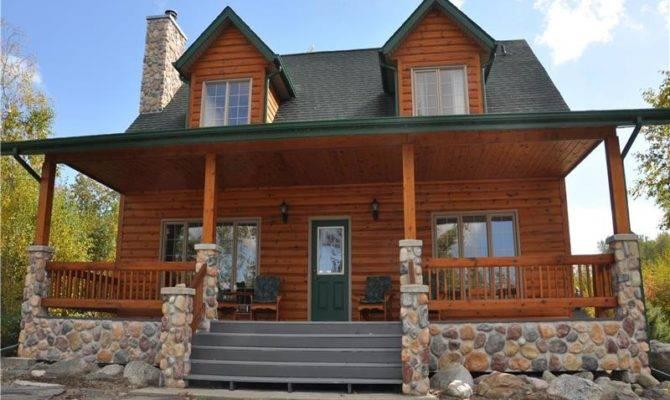 Waterfront Lake Winnipeg Manigotagan Cottage Sale