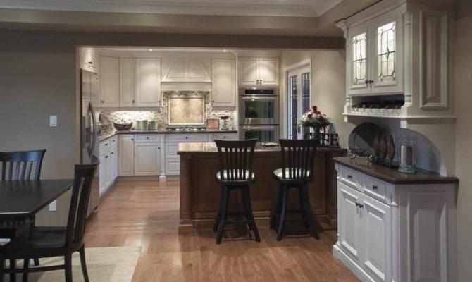 Waterloo Open Concept Custom Detailed Kitchen Design