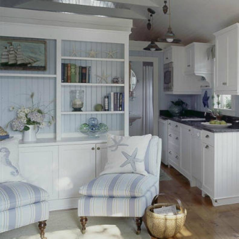 Ways Create Coastal Cottage Style