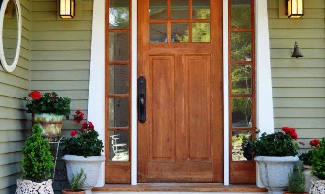 Ways Decorate Your Front Porch Entryway Diy