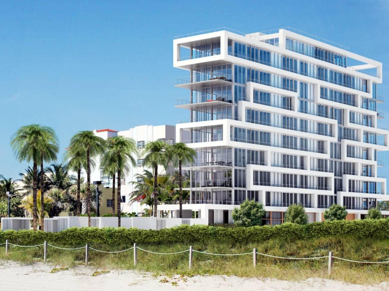 Wealthy Brazilian Purchase Miami Beach Penthouse