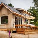 Weekend Fun Gambier Island Tiny Getaway Cabin Small