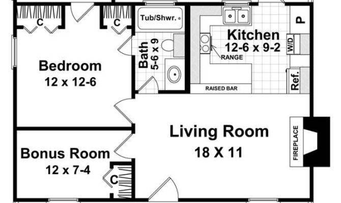 Weekender Bedroom Baths House