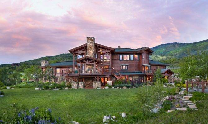 Welcoming Ranch Style Residence Colorado Delivering Perfect