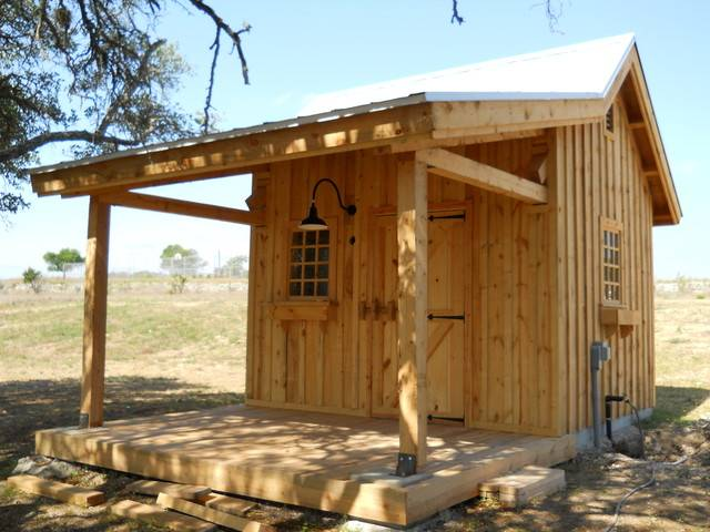 Well House Equine Development Rustic Austin