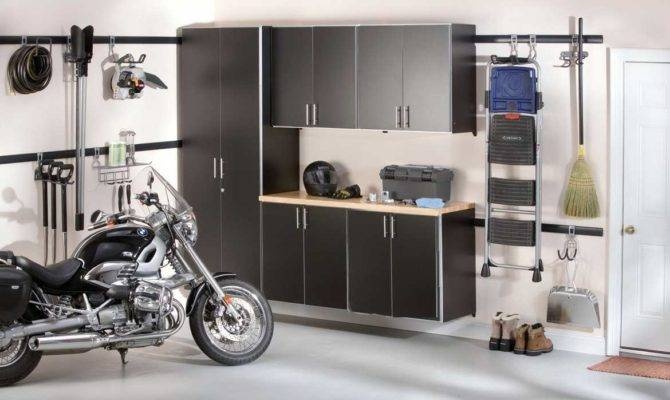 Well Organized Garage Design Ideas Have Look Them