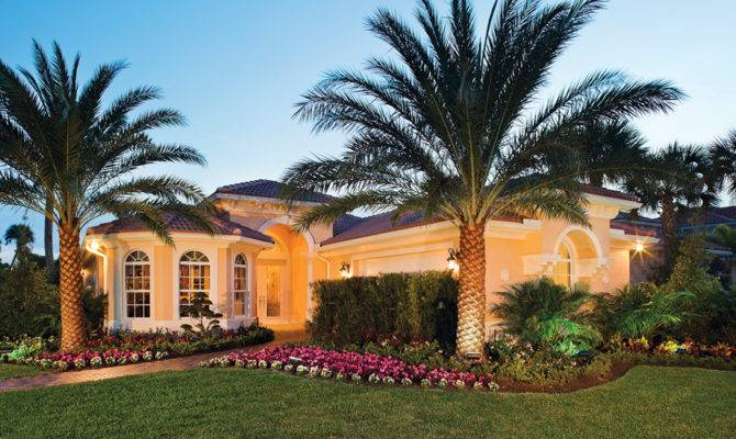 Well Tuscan Style Villa House Plans Small