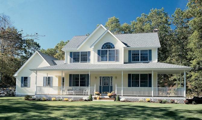 Wembury Country Farmhouse Plan House Plans