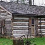 Western Hand Hewn Cabins Pinterest