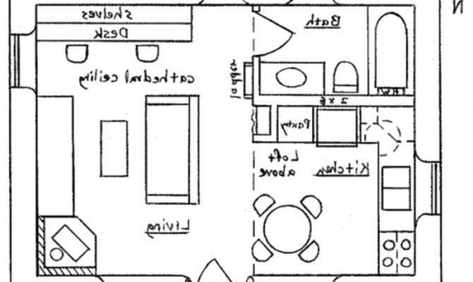Wheels Plans Tiny Home Constructing Homes