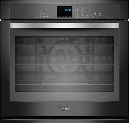 Whirlpool Built Single Electric Convection Wall