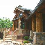 Whiteside Rustic Home Design Moose Mountain Lake