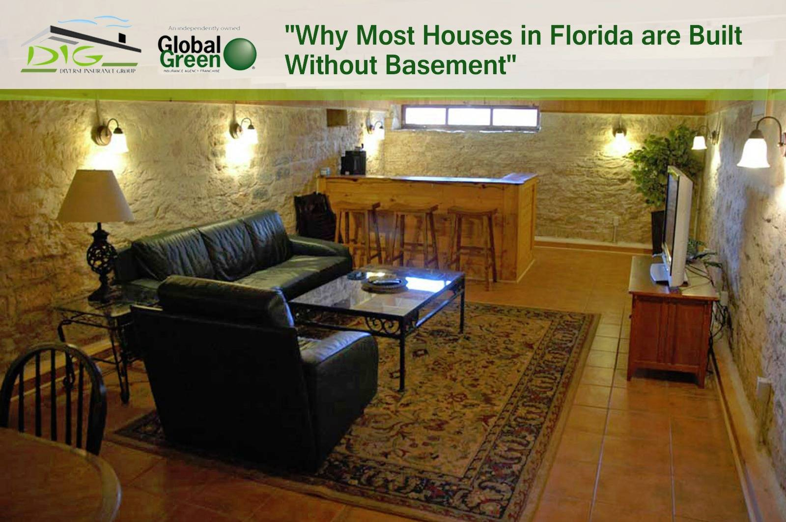 Why Most Houses Florida Built Without Basement