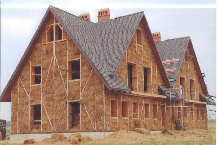 Why Straw Bale Not Used More Building Structures