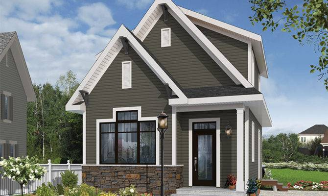 Wickham Small Traditional Home Plan House