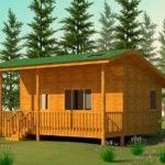 Wilderness Cabin Plan