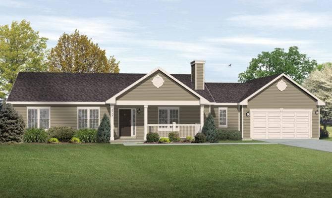 Wilton Ranch Home Plan House Plans More