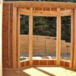 Window Frame Bay Roof Framing