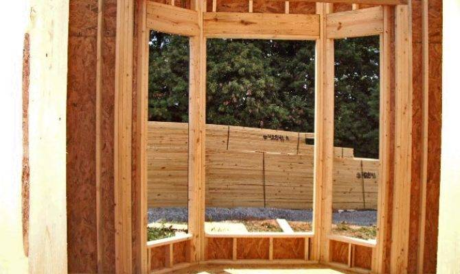 Window Frame Bay Roof Framing
