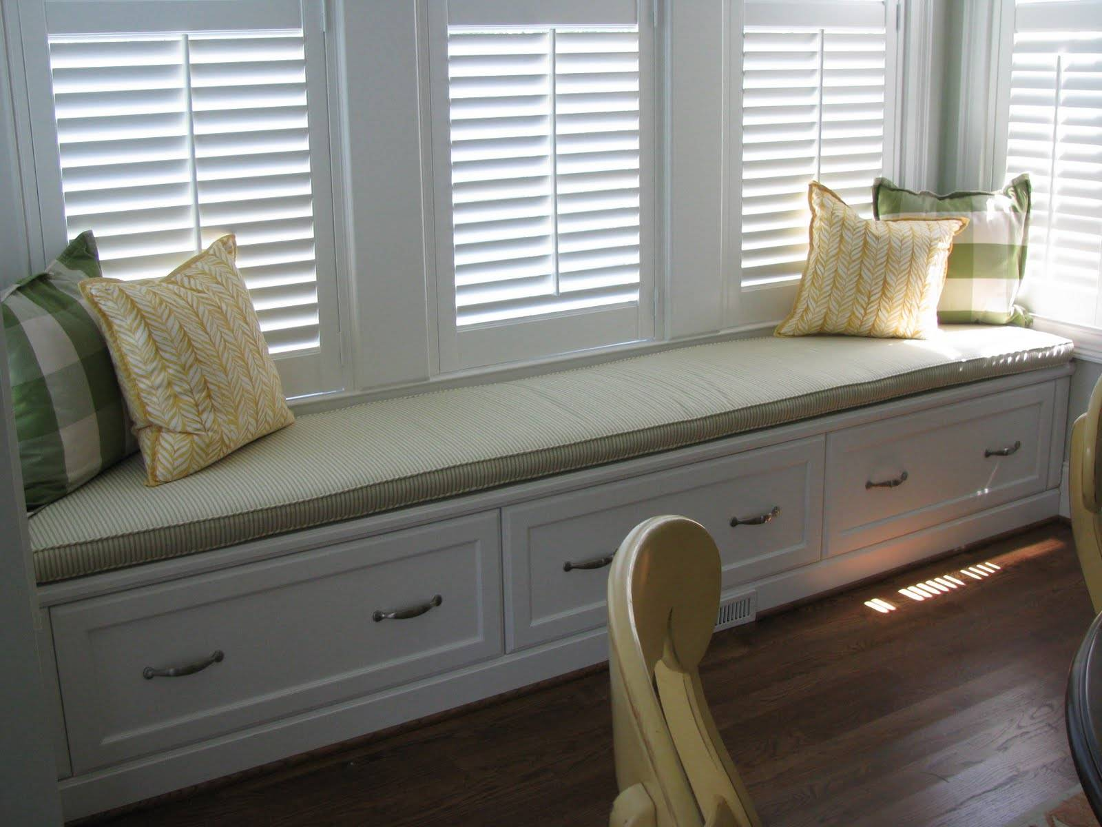 Window Seat Cushions Made Cushion