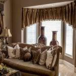 Window Treatments Elegant Design Living Decorating Room
