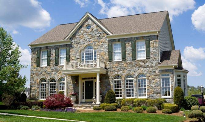 Windows Colonial Style Homes Best Window Material