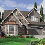 Windows Mascord House Plan Fairfield Design