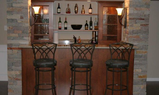 Winsome Bar Ideas Basement Building Plans