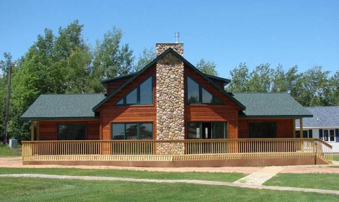 Wisconsin Chalet Loft Style Home Oshkosh Fond Lac