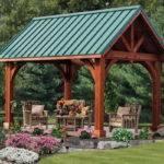 Wonderful Concept Outdoor Pavilion Plan Nice