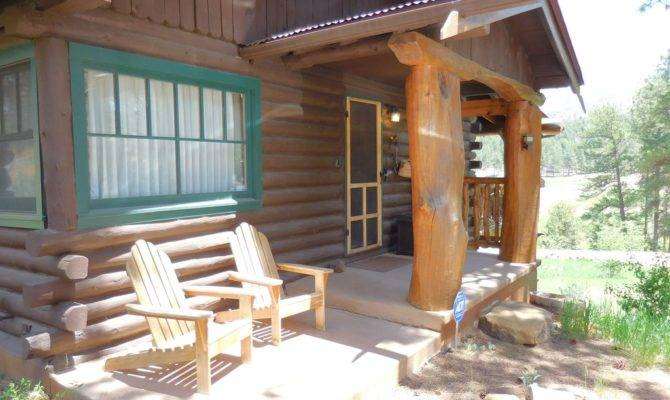 Wonderful Old Fashioned Colorado Log Cabin Grand