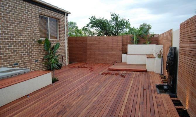Wood Deck Design Plans Designs Multidao