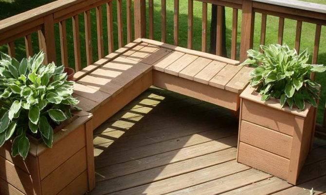 Wood Deck Designs Plant Decor Ipe