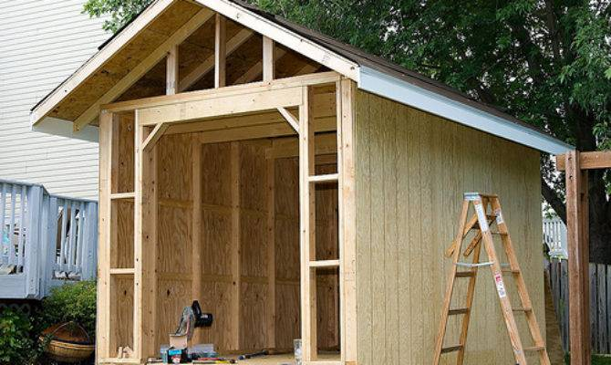 Wood Storage Shed Plans Diy Specialists Blueprints
