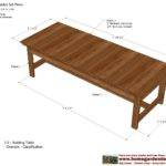 Wood Tables Plans Woodworking Strategy Your Custom