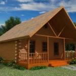 Wooden Cabin Plans Missouri Pdf