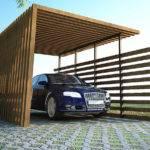 Wooden Carport Plans Architectural Design