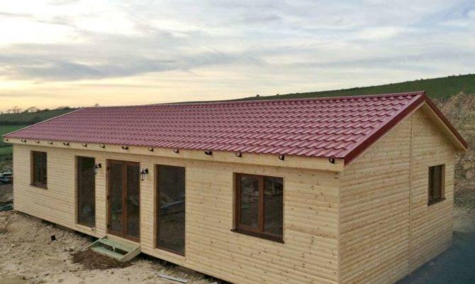 Wooden Mobile Homes Timberlogbuild Ltd