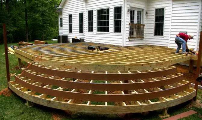 Woodwork Build Wood Deck Pdf Plans