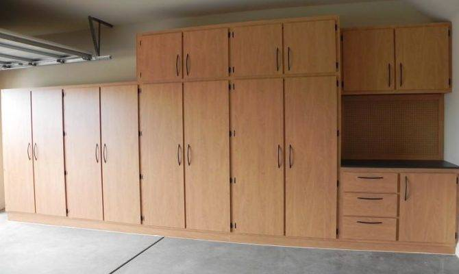 Woodworking Garage Cabinets Plans Yourself Pdf