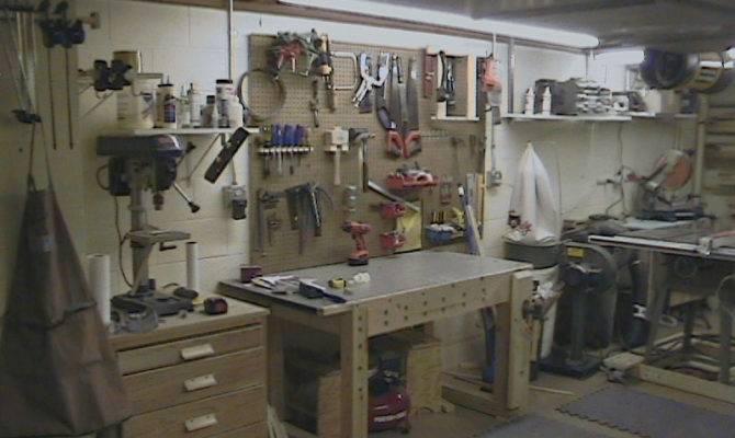Woodworking Spotlight Matt Vanderlist Tom Workbench