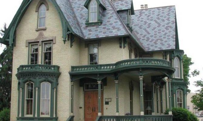 World Architecture Carpenter Gothic