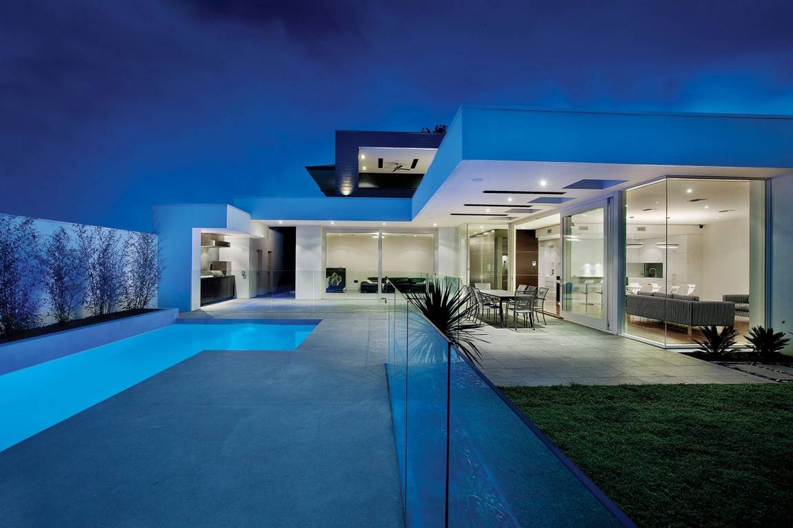 World Architecture Compromise One Home Two