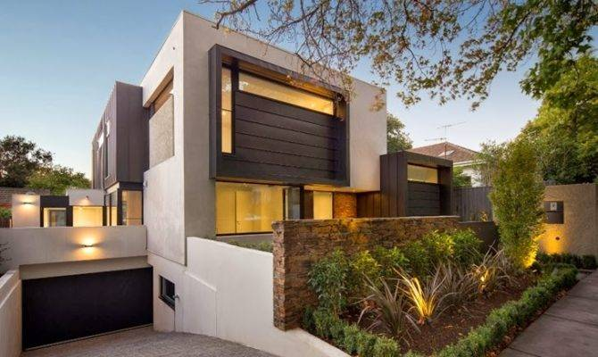 World Architecture Contemporary Style Home Domoney