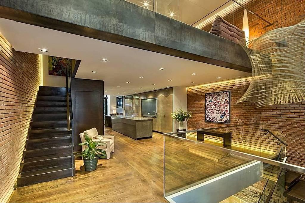 World Architecture Modern Townhouse Loft Design