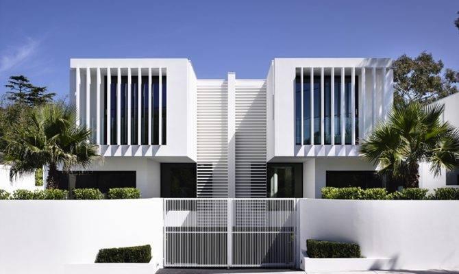 World Architecture Perfect Modern Townhouse Martin