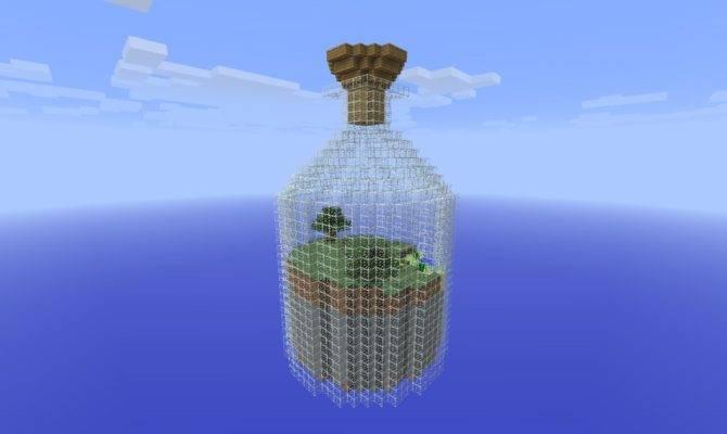 World Jar Survival Map Minecraft Project