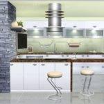 World Sims Blog Cayenne Kitchen Set Simcredible Designs