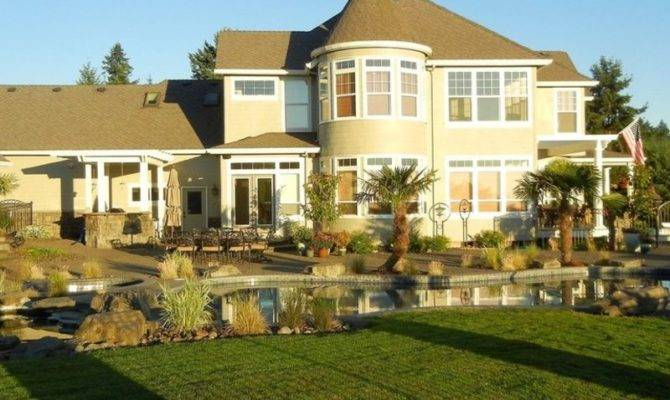 Wow House Cornelius Huge Massive Estate