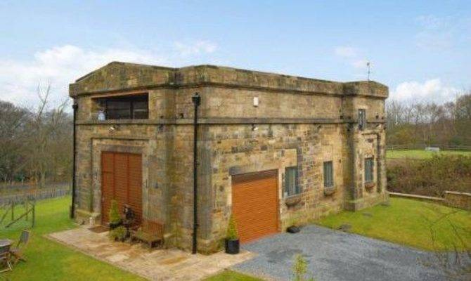 Wretched Excess Goes Heritage Pump House Converted